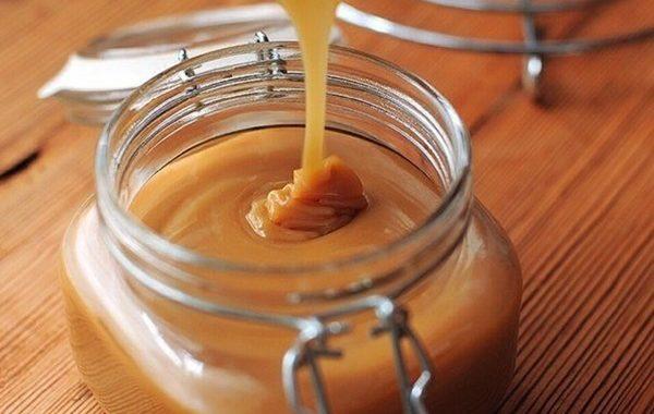 Мягкая, соленая карамель – рецепт