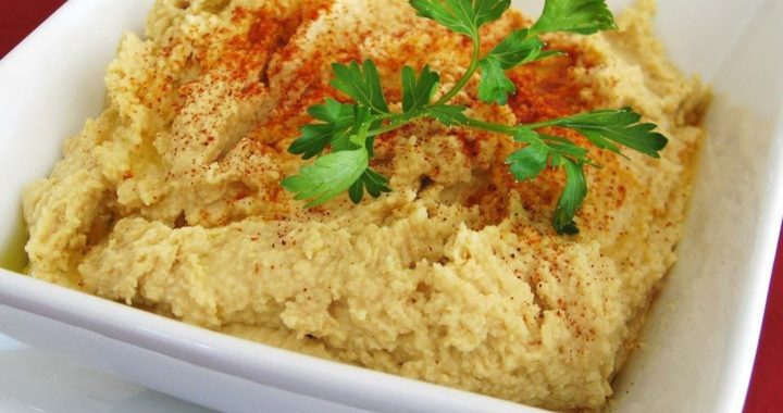 Хумус – рецепт приготовления в домашних условиях