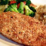 Цыпленок с чесноком - рецепт приготовление