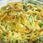 Салат диер - рецепт приготовления