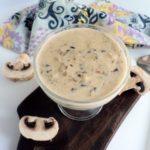 Грибной соус из шампиньонов рецепт