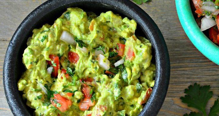Классический гуакамоле с авокадо – рецепт