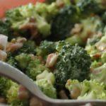 Салат с брокколи - рецепт приготовления