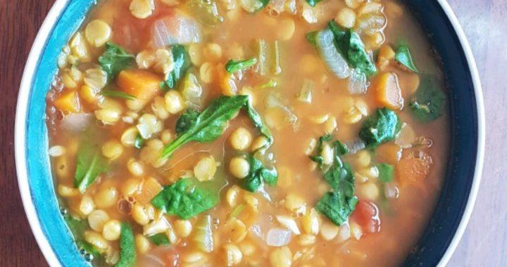 Вкусный суп из чечевицы – рецепт