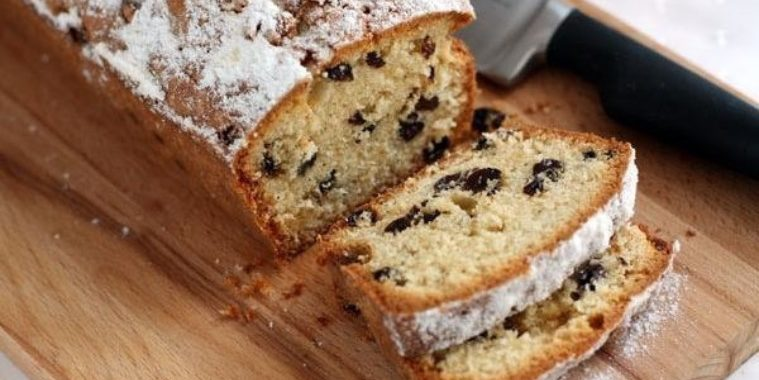 Классический английский кекс рецепт