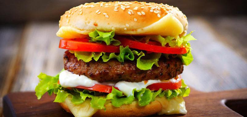 Как приготовить бургер в домашних условиях