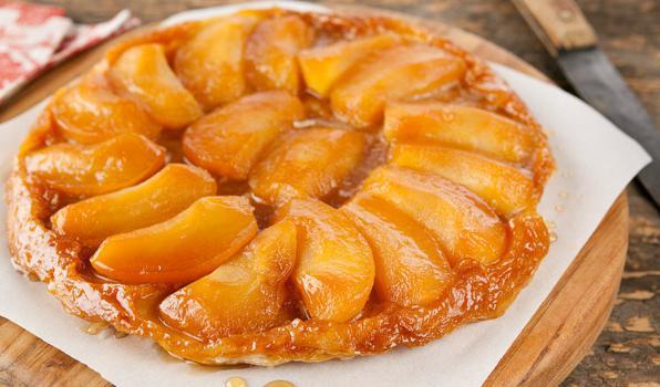 Пирог Тарт татен рецепт