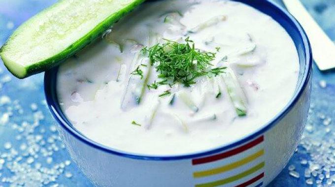 Холодные супы рецепты приготовления