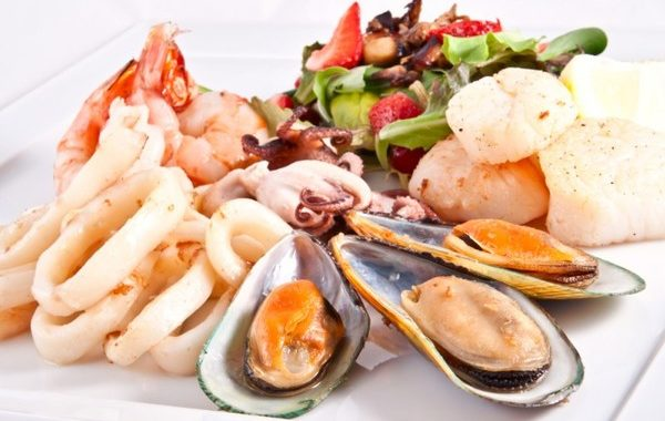 Морской коктейль – рецепты приготовления