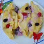 Вареники с ягодами рецепт приготовления