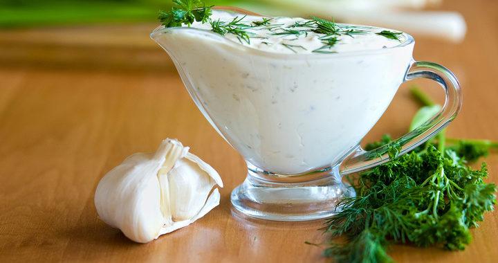 Чесночный соус и Ткемали для шашлыка