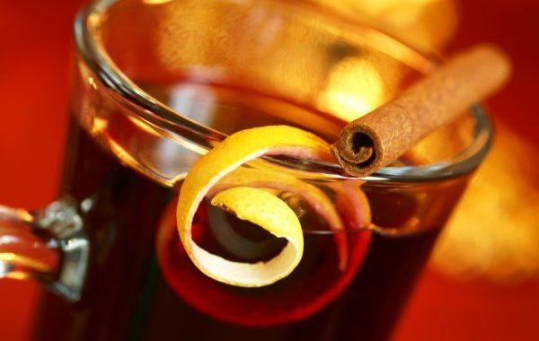 Глинтвейн из красного вина рецепт