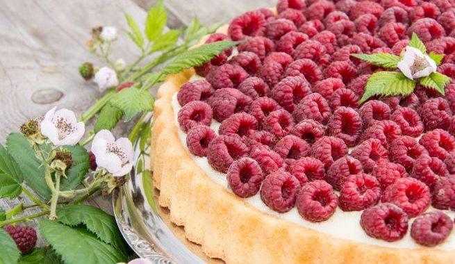 Летние фруктовые пироги рецепты