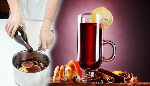 Глинтвейн рецепт в домашних условиях