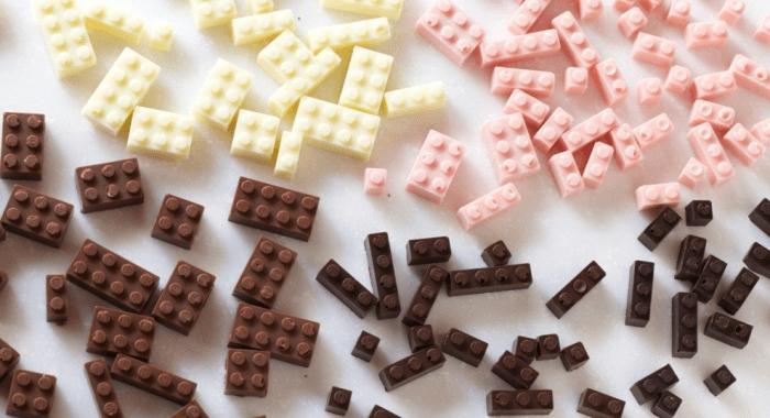 Как сделать шоколадные фигурки