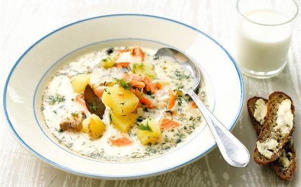 Диетический суп из овощей рецепт