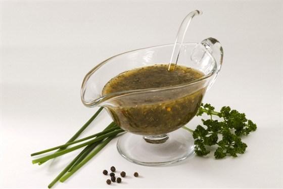 Провансальский соус с анчоусами рецепт