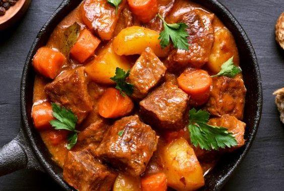 Рагу из свинины рецепт