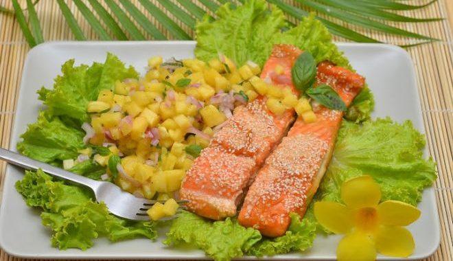 Рыба с апельсиновым соусом рецепт