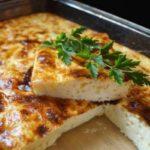 Омлет с сыром в духовке рецепт