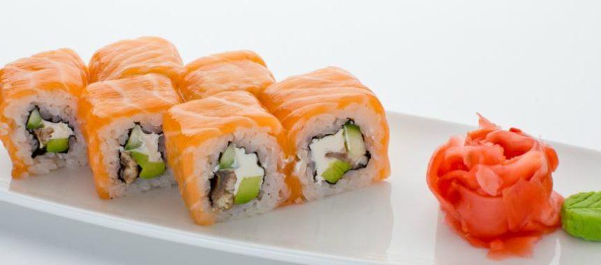 Роллы (суши) «Филадельфия» рецепт в домашних условиях