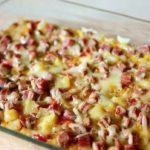 Фриттата по-испански рецепт