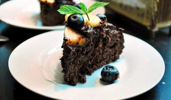 Торт шедевр «Маленькое черное платье»