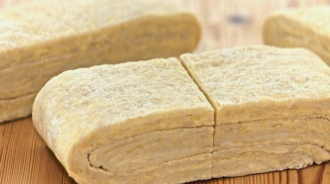 Сдобное слоеное тесто рецепт