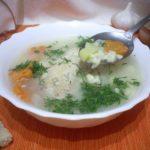 Суп «Затируха» рецепт приготовления