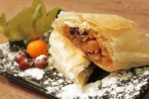 Тесто «Фило» рецепт приготовления
