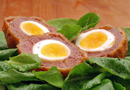 Яйца по-шотландски рецепт приготовления