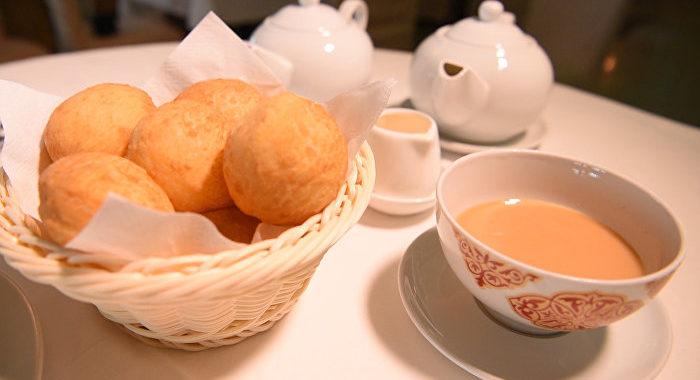Чай по-казахски рецепт