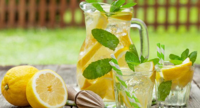 Домашний лимонад рецепт