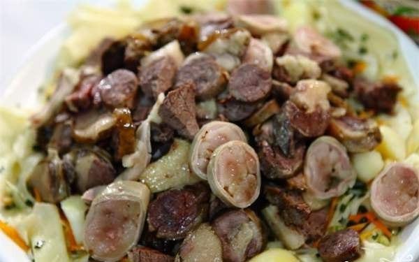 Шужук и Ми шужук (казахская кухня) рецепт