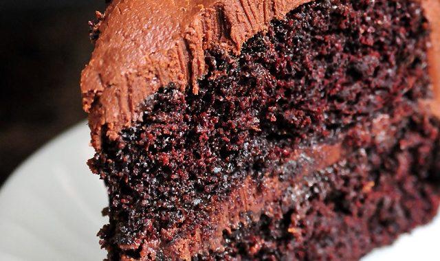 Шоколадный торт рецепт приготовления