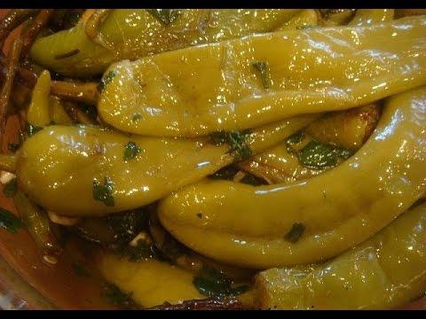 Как солить горький перец?
