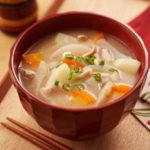 Классический корейский соевый суп