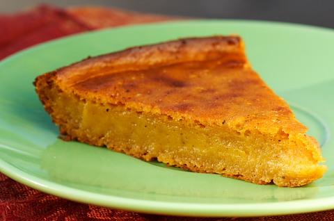 Тыквенный пирог рецепт приготовления
