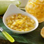 Варенье из кабачков рецепт приготовления