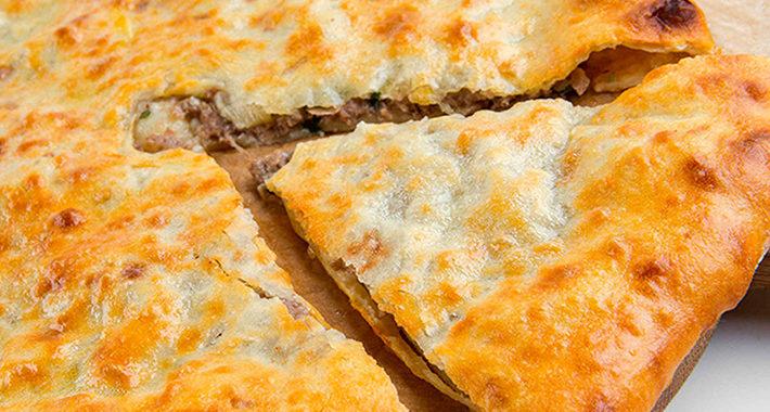 Сибирский пирог с груздями рецепт