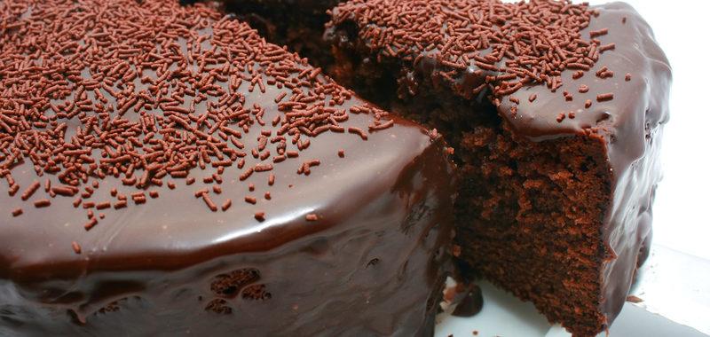 Пирог с какао в мультиварке рецепт