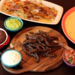 Фахитос с говядиной и текилой рецепт
