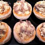 Волованы с грибами рецепт