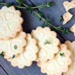 Постное печенье из картофеля рецепт
