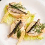 Бутерброд «Рыбка» рецепт приготовления