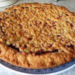 Пирог с вареньем в духовке рецепт