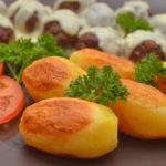 Картофель «Шато» рецепт приготовления