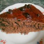 Пирог с вареньем рецепт приготовления