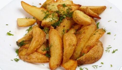Картофель «Айдахо» рецепт