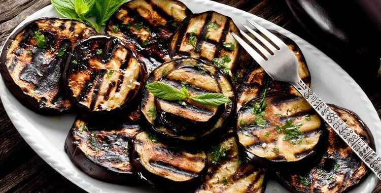 Баклажаны на мангале рецепт
